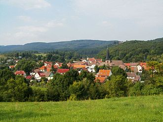 Neustadt/Harz - Image: Neustadt view