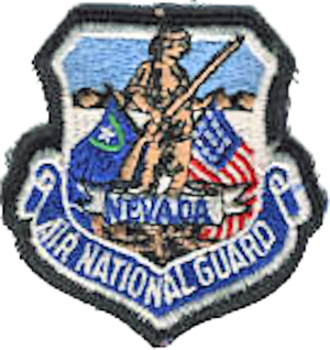 Nevada Air National Guard - Image: Nevada Air National Guard Emblem