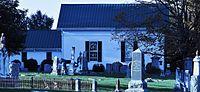 New Dublin Presbyterian Church CW era.jpg