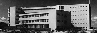 Rambam Health Care Campus - British Government Hospital of Haifa, 1938