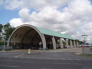Newbury Park Tube station