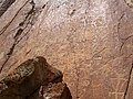 Newspaper Rock in Fremont Indian State Park dyeclan.com - panoramio (1).jpg