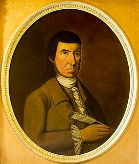 Nicholas Cooke Rhode Island governor