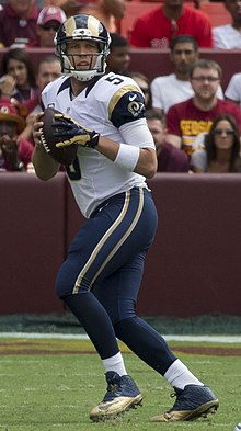 new concept 50d7a a7b98 Nick Foles - Wikipedia