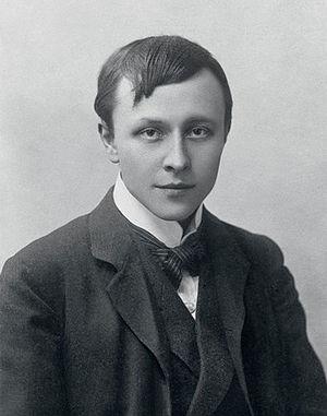 Alfred Kubin - Image: Nicola Perscheid Alfred Kubin 1904b