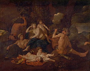 The Nurture of Bacchus