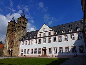 Leiningen family - Ilbenstadt Abbey