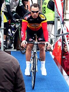 Niko Eeckhout Belgian cyclist