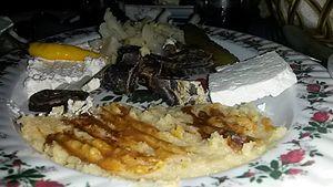 Meze - Meze plate in Albania