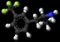 Norfenfluramine molecule ball.png