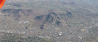 North/Northwest Phoenix human settlement in United States of America