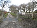Not the end of the road, Ardlussa - geograph.org.uk - 767259.jpg