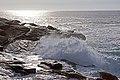 Nova Scotia DSC02760 - Peggy's Cove Waves (8100758650).jpg