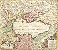 Nova et Accurata Tartariae Europae seu Minoris et in specie Crimeae, Matthaus Seutter (Augsburg, 1740).jpg