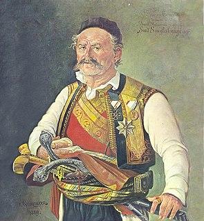 Novica Cerović Serbian noble
