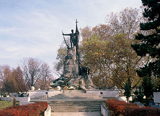 Memorial Ossuary to the Defenders of Belgrade 1914-1918 Novo groblje3.jpg