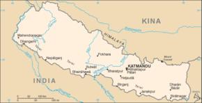 nepal kart Nepal – Wikipedia nepal kart
