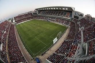 Estadio Ramón de Carranza - Image: Nuevo Estadio Ramón de Carranza
