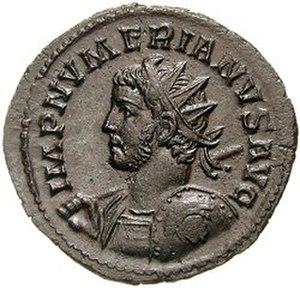 Numerian - Antoninianus of Numerian