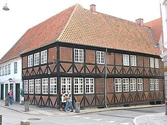 Falsters Minder - Czarens Hus, Nykøbing Falster