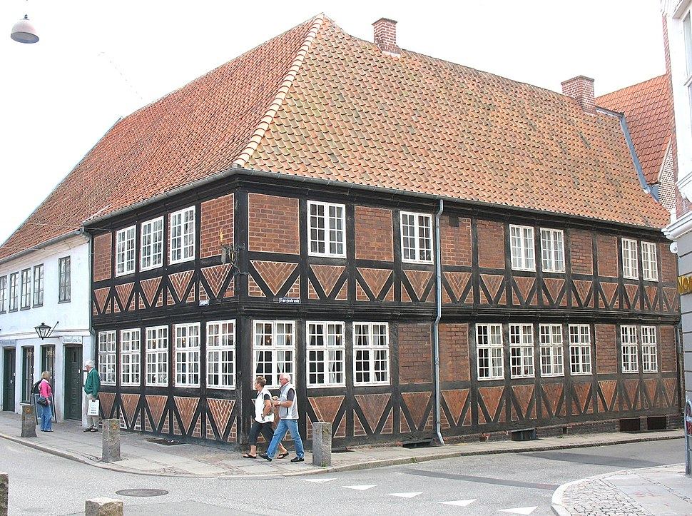 Nykøbing Falster - Czarens Hus