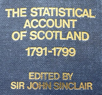 Statistical Accounts of Scotland - Old Statistical Account