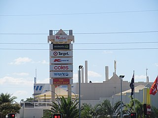 Westfield Innaloo Shopping mall in Western Australia, Australia