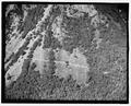 OLD BIG OAK FLAT ROAD IN TALUS SLOPE. - Yosemite National Park Roads and Bridges, Yosemite Village, Mariposa County, CA HAER CAL,22-YOSEM,5-22.tif