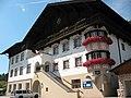 Oberau, Rathaus, Gemeindeamt und Schule.JPG