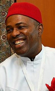 Ogbonnaya Onu Nigerian politician