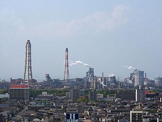 Nippon Steel & Sumitomo Metal - Oita Steel Works (Oita district)