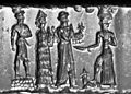 Old Babylonian Cylinder Seal, formerly in the Charterhouse Collection 10.jpg