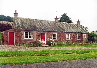Rait Human settlement in Scotland