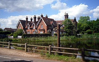 Stanmore Human settlement in England