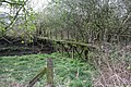 Old footbridge over the Nut Brook - geograph.org.uk - 775157.jpg