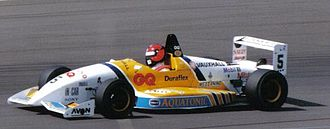 Oliver Gavin - Gavin won the British F3 championship in 1995 whilst driving for the Edenbridge Racing team.
