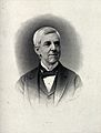 Oliver Wendell Holmes. Photograph by J.A.J. Wilcox. Wellcome V0026567.jpg