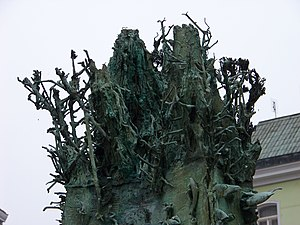 Olomouc, Horní náměstí, Arionova fontána (09).jpg