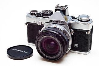 Olympus OM-2 - Olympus OM-2n
