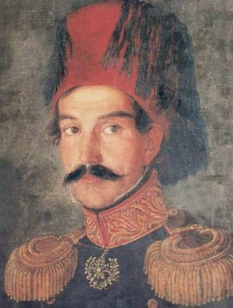 Omar Pasha - Omar Pasha in his early days