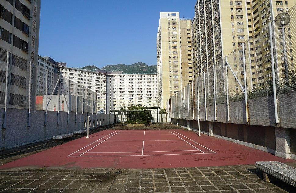 On Ting Estate Badminton Court