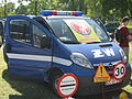 Opel Vivaro of the Military Police of Polnad during the VII Aircraft Picnic in Kraków.jpg