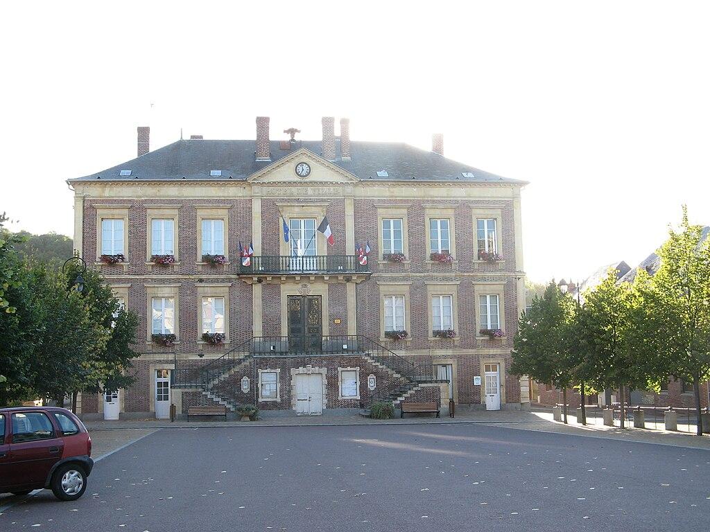 Orbec mairie 1720.JPG