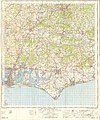 Ordnance Survey One-Inch Sheet 181 Chichester, Published 1960.jpg