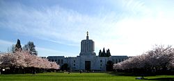 Oregon State Capitol 2