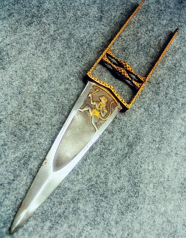 Ornamental katar