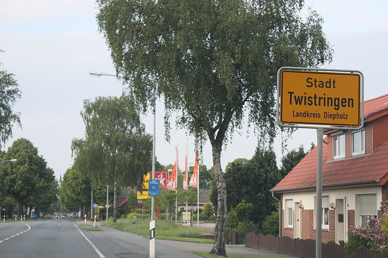 Single twistringen