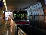Osaka-monorail Settsu station platform - panoramio - DVMG.jpg