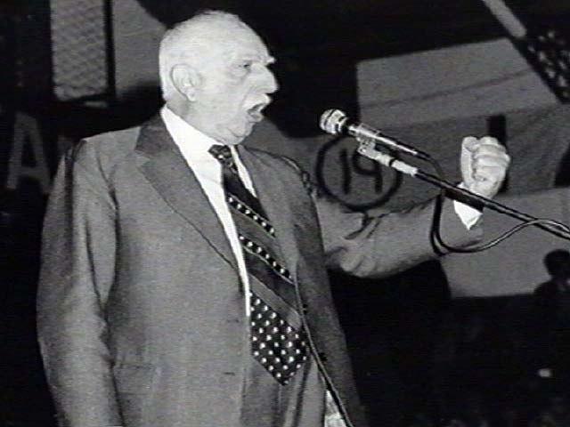 Oscar Alende -circa 1973