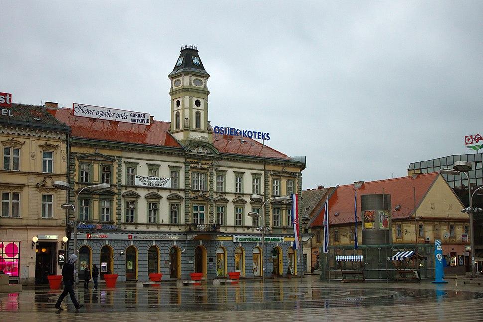 Osijek, Trg Ante Starčevića